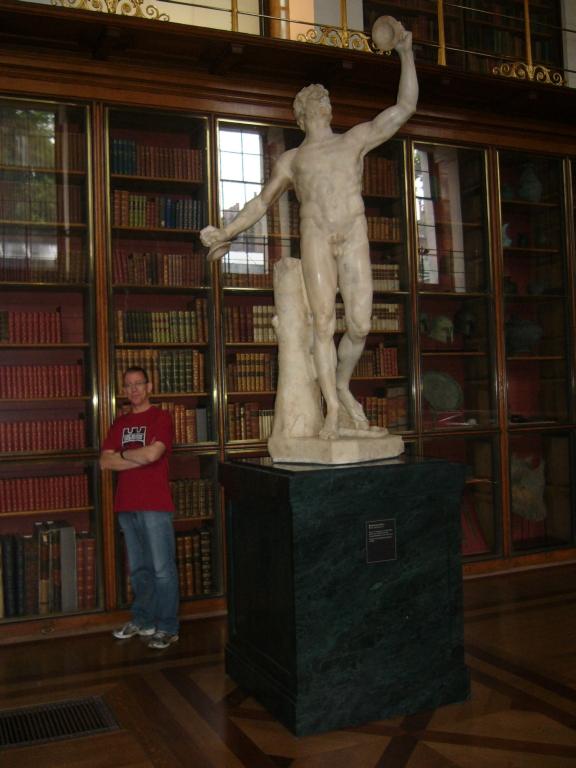 British Museum Enlightenment Room
