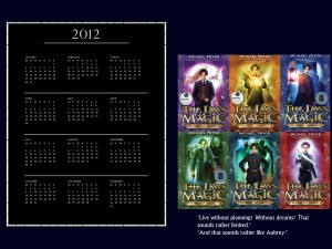 LoM calendar 2012