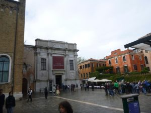 The Gallerie dell'Accademia.