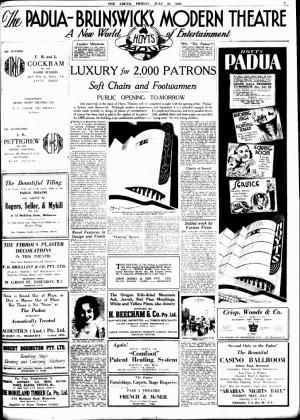 argus 1937